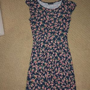 WET SEAL floral sundress
